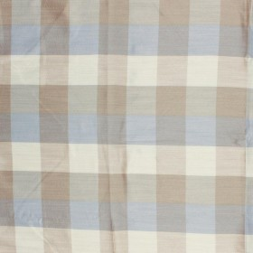 Holmby Check Golden Glow RM Coco Fabric