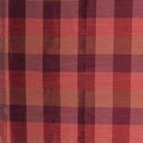 Holmby Check Spice RM Coco Fabric