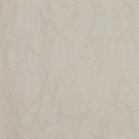San Remo Trellis Natural RM Coco Fabric