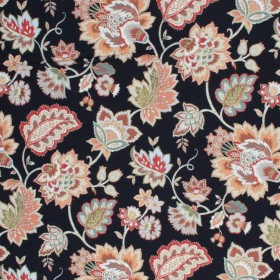 Cheshire Garden Onyx RM Coco Fabric