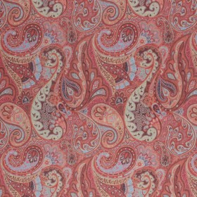 Westport Paisley Cayenne RM Coco Fabric