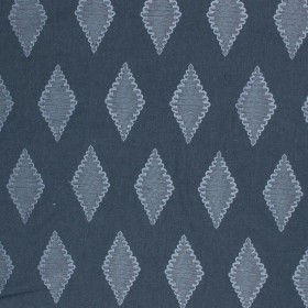 Trieste Charcoal RM Coco Fabric