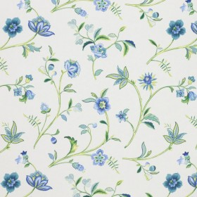 Gatsby Bluebell RM Coco Fabric