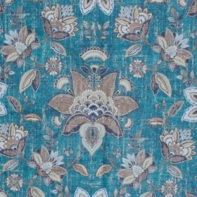 Manchester Azure RM Coco Fabric