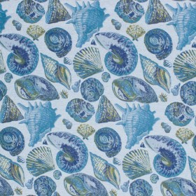 Shell Game Ocean RM Coco Fabric