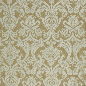 Delacroix Damask Pear RM Coco Fabric