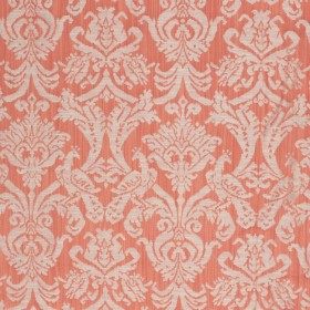 Delacroix Damask Nectarine RM Coco Fabric