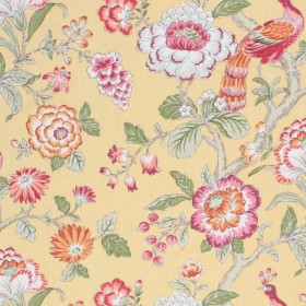 Diana's Garden Maize RM Coco Fabric