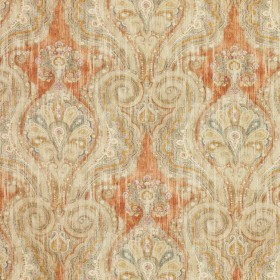 Ferrara Damask Butterscotch RM Coco Fabric