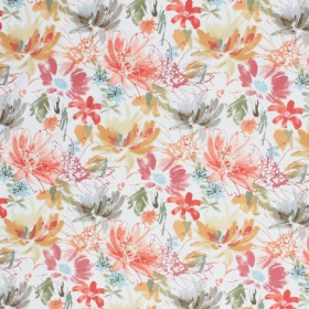 Floral Shower English Garden RM Coco Fabric