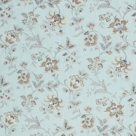 Wightwick Manor Mint RM Coco Fabric