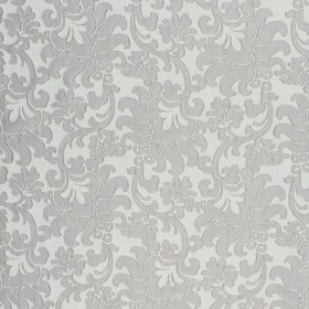 Wentworth Damask Flax RM Coco Fabric