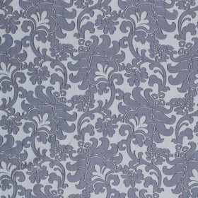 Wentworth Damask Gray RM Coco Fabric
