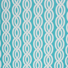 Cabo IO Turquoise RM Coco Fabric