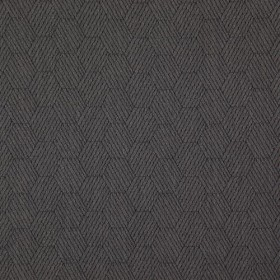 Modern Hatch Pewter RM Coco Fabric