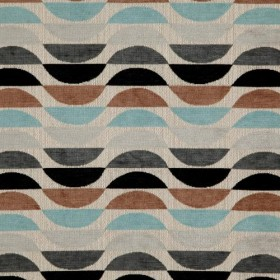South Beach Horizon RM Coco Fabric