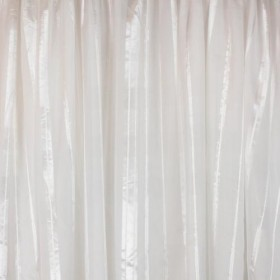 Yolanda White Satin RM Coco Fabric