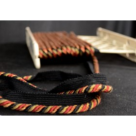 Country Side Ebony Lip Cord Trim