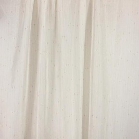 Whittley White Platinum RM Coco Fabric