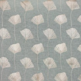 Gingko Whisper RM Coco Fabric