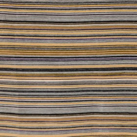 Technicolor Stripe Mineral RM Coco Fabric