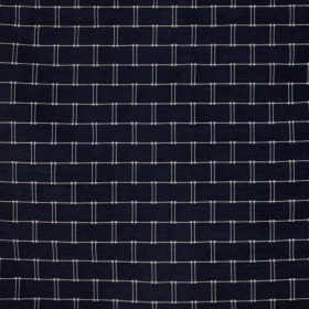 Bel Aire Navy RM Coco Fabric