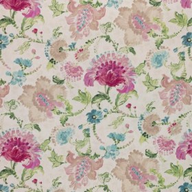 Brushstroke Floral Opal RM Coco Fabric