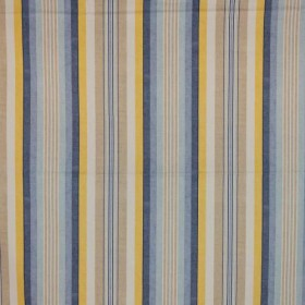 Alison Stripe Blue Moon RM Coco Fabric