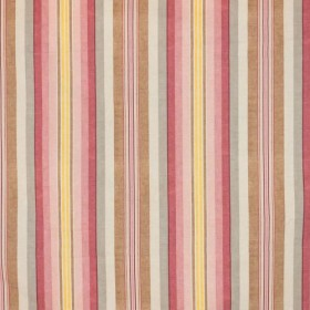 Alison Stripe Rose Quartz RM Coco Fabric