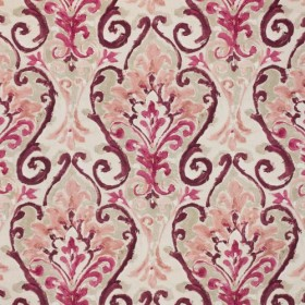 Constantinople Cassis RM Coco Fabric