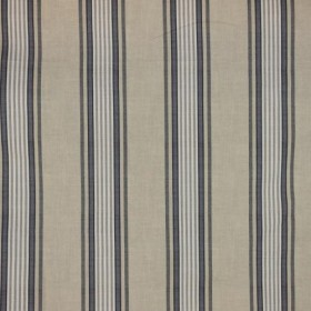 Colfax Stripe Anthracite RM Coco Fabric