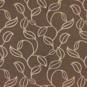 Wandering Vine Earth RM Coco Fabric