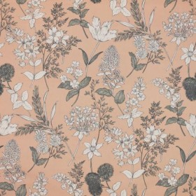 Garden View Blush RM Coco Fabric