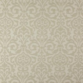 Filagree Damask Almond RM Coco Fabric