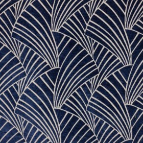 Nefertiti Midnight Blue RM Coco Fabric