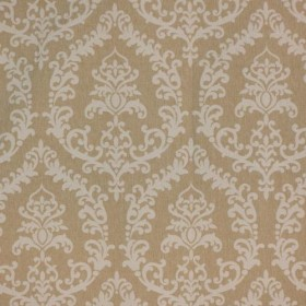 Grove Park Damask Sandstone RM Coco Fabric