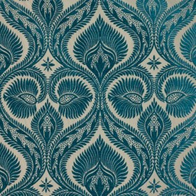 Briarley Azure RM Coco Fabric