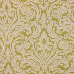 Grand Baroque Leaf RM Coco Fabric