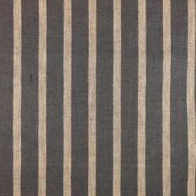 Cheyenne Stripe Anthracite RM Coco Fabric