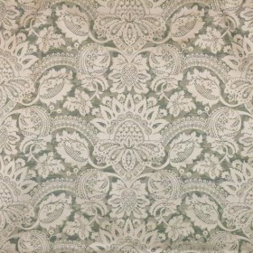 Fontainebleau Sage RM Coco Fabric
