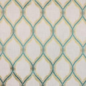 Watershed Trellis Seaglass RM Coco Fabric