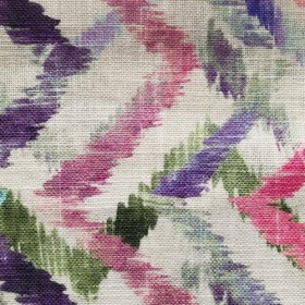 Firenza Clover RM Coco Fabric