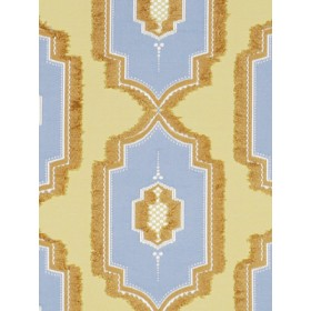 Charming Palace Fringe | Blue Custard by Robert Allen
