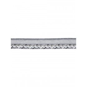 Exquisite Country Club Silver Trim Fabric