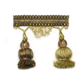 Special Library Bead | Bamboo by Robert Allen