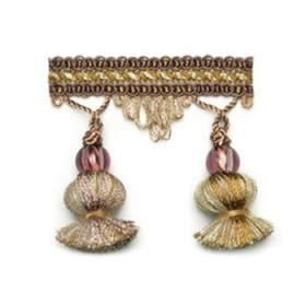 Fabulous Library Bead | Thistle by Robert Allen