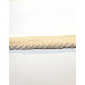 HT1575 Cream Lip Cord Trim