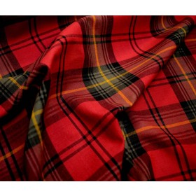 D198 Buritt Cove Tartan Plaid Roth & Tompkins Fabric