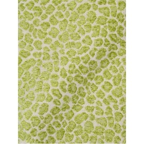 Spots Lime Golding Fabric