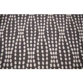 Strands Charcoal Waverly Fabric